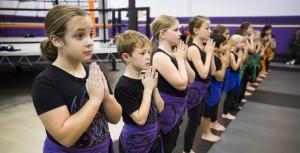 kids martial arts in Dubai