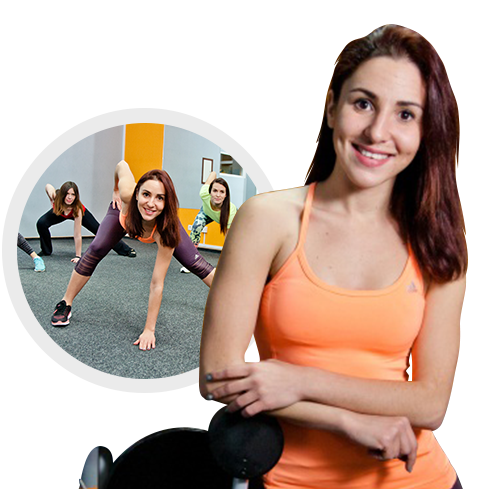 Personal trainer female