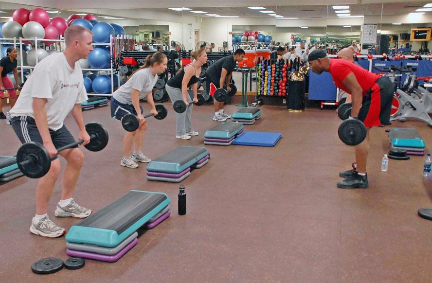 group training dubai