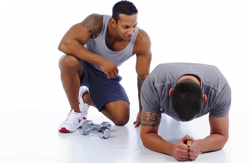 personal trainer dubai