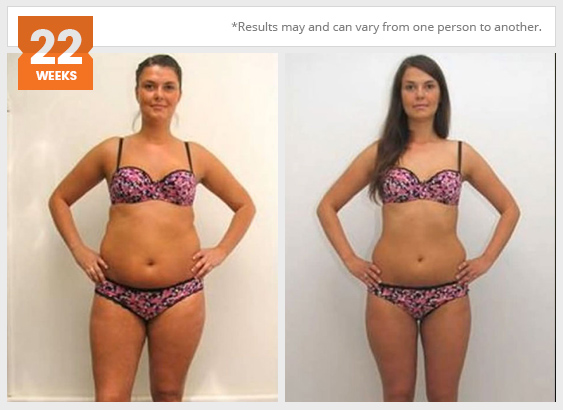 Personal training dubai before and after