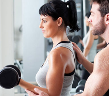 Personal training in dubai for muscle gain