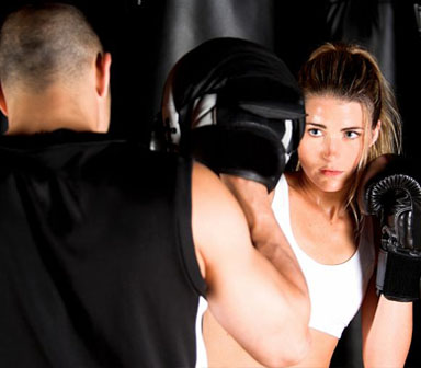Personal trainer dubai - Boxing for Adults