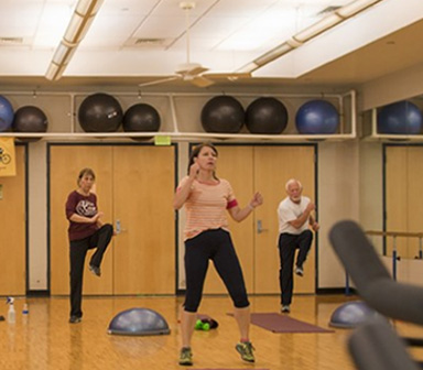 Befit private classes