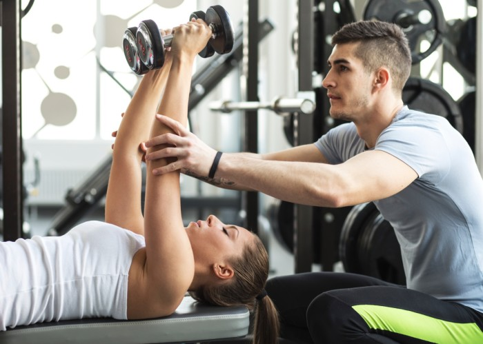 personal trainer in dubai