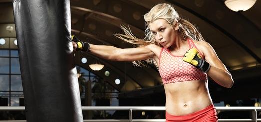 Mixed martial arts training in Dubai