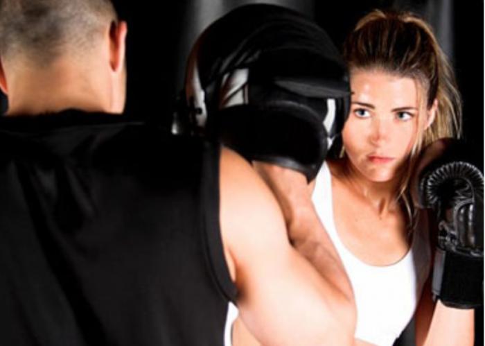 boxing classes in Dubai
