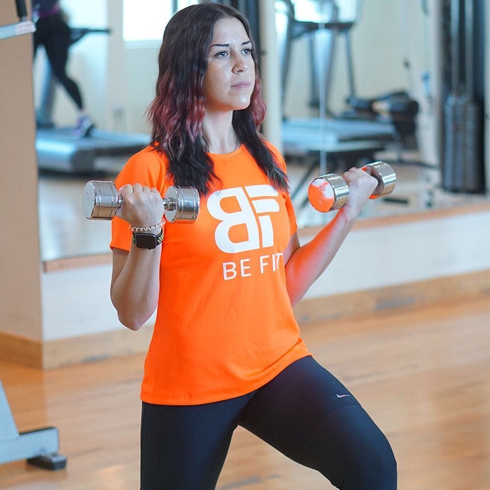 fitness coach in dubai