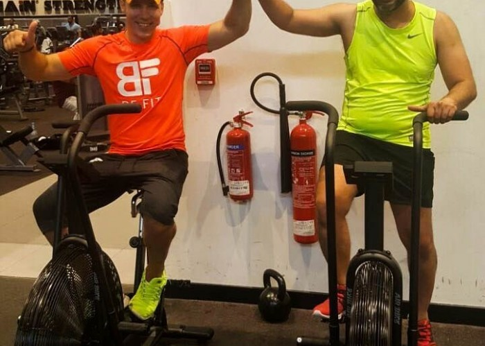 fitness Coach Dubai